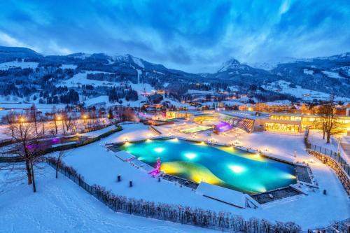 Alpen Therme - Bad Hofgastein - Thermensee