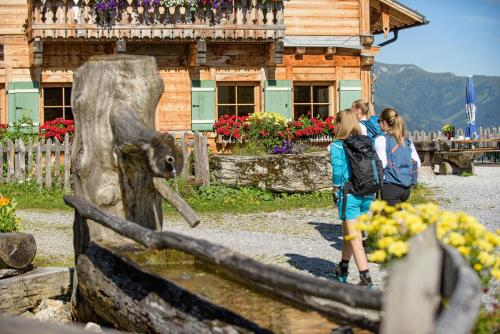 Wanderhotel Gasteiner Einkehr - Dorfgastein