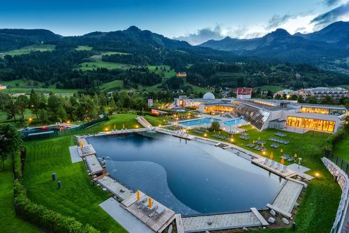 Thermalwasser Badeseen (c) Alpentherme Gastein, Wolkersdorfer (8)